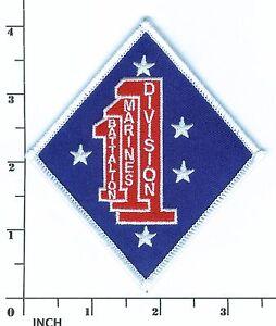 USMC 1st Battalion/1st Marines...