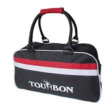 Tourbon Mens Travel Duffel Tote Bag Baggage Luggage Carrier Canvas Large Handbag