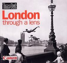 Time Out London Through a Lens (Time Out Guides) Editors of Time Out Paperback