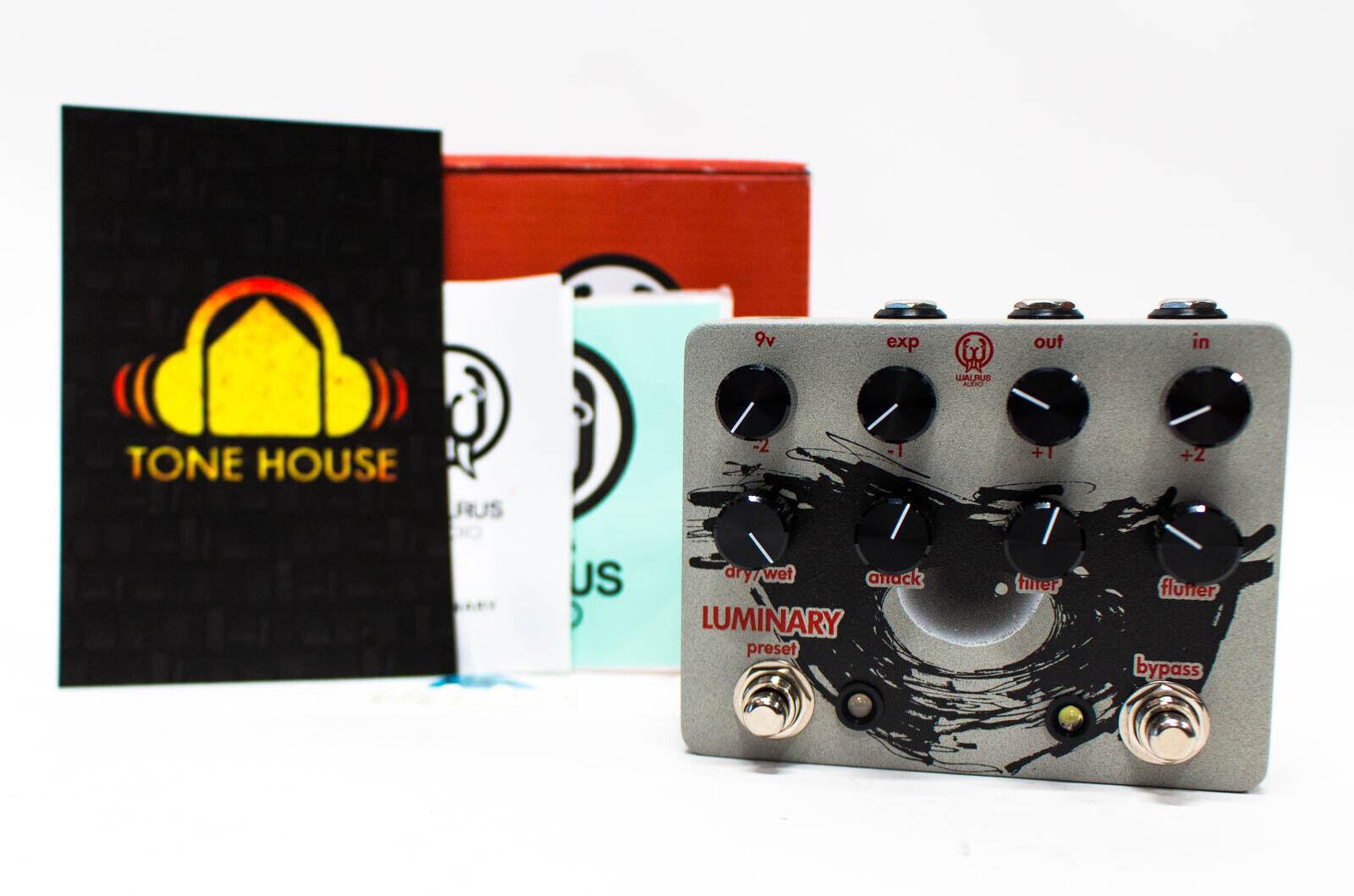 Walrus Audio Luminary Quad Octave Generator Guitar Effect Pedal - BRAND NEW