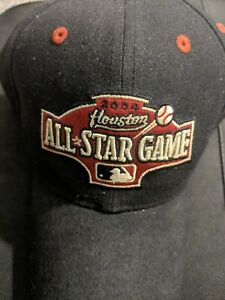 newest f178e a7c12 Details about 2004 All star Game adjustable hat Houston Astros Minute maid  park