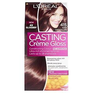 f89f00223 Image is loading LOreal-Casting-Creme-Gloss-Semi-Permanent-Hair-Dye-