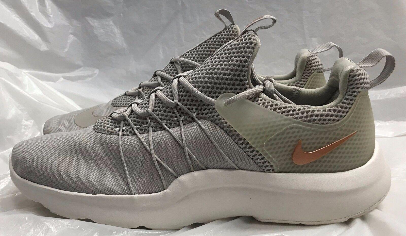 Nike darwin luce di ferro metallico rosso bronzo m / noi uomini (819959 004)