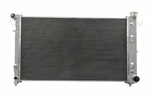 Aluminum Radiator for For 1994-2001 Dodge Ram 1500 2500 3500 3.9L V6 5.2 5.9L V8