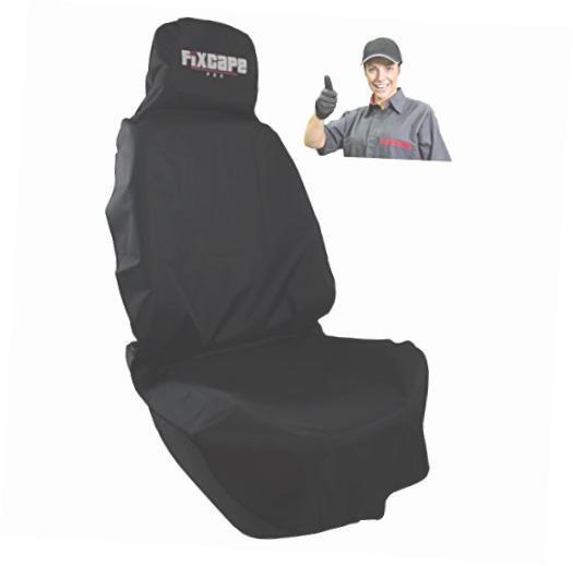 Fixcape Pro Robuster Universal Wasserdicht Schnelle Montage Sitzauflage Autositz