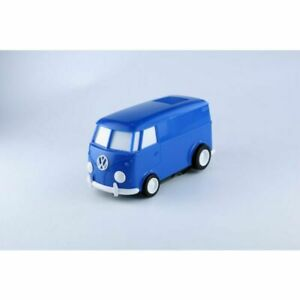 STOKYO Record Runner Portable Record Player Volkswagen Soundwagon Royal blue