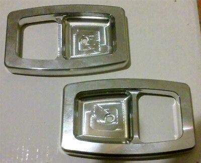 Stock Billet Door Lock Pins Mustang 90 91 92 93 94 95 96 97 98 99 01 02 03 04