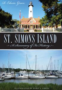 St-Simons-Island-A-Summary-of-Its-History-Brief-History-GA
