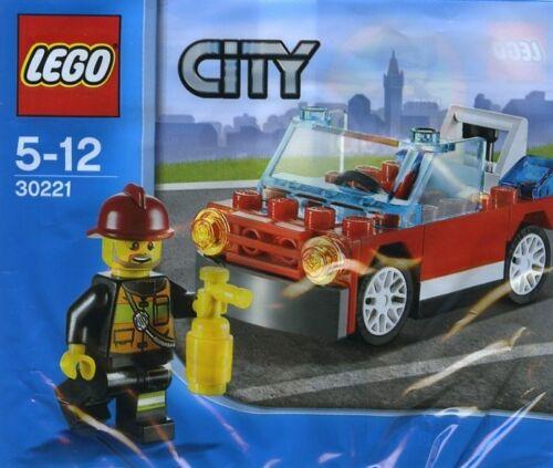 LEGO CITY Feuerwehr 30221