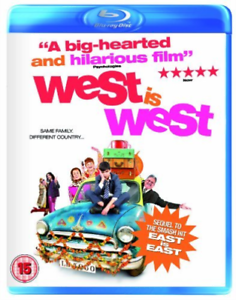West-is-West-BluRay-West-Is-West-Brdvd-UK-IMPORT-DVD-NEW