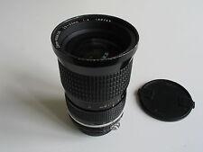 Objectif Nikon Zoom Nikkor AI-S 25-50 mm / f4