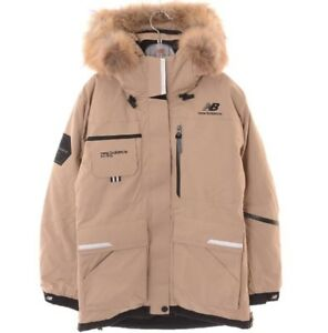 7e51c90587577 New Balance Korea Women's Patrol Down Jacket Beige NBNP644012 ...