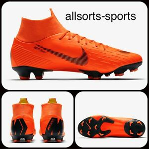 Details about Nike Mercurial Superfly 6 Pro FG ACC Flayknit Football Boots UK 7 9.5 AH7368 810