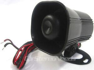 dei 514n alarm horn diagram 5 wire horn diagram directed dei 514ln car soft chirp siren alarm horn viper ... #9
