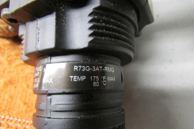 "NEW IMI Norgren 3//8/"" NPT Regulator R73G-3AT-RMG w// Manual"