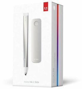 Adobe Ink & slide lápiz de entrada y Regla digital para iPad