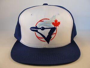 c68f4b7a9f6 Kids Youth Size Toronto Blue Jays MLB Vintage Snapback Cap Hat