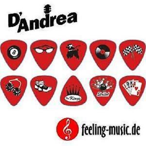 D-039-Andrea-Plektren-351-Rockabilly-10-Stueck-Heavy