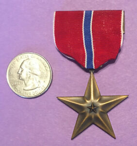Rare WWII era, named Philippine Scout, Marciano H. Hibi,POW,US Bronze Star medal