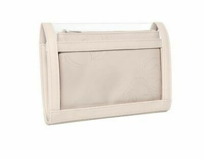 Valentino Valentina Clutch Bag with Inner Make-Up Pouch