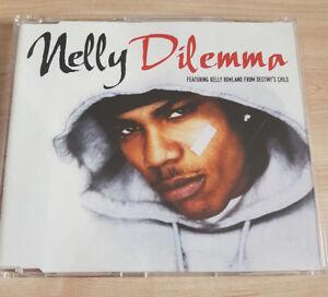 Nelly-Dilemma-Maxi-CD-2002