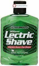 Williams Lectric Shave Electric Razor Original Pre-Shave