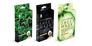 Pursonic-Purifying-Oil-Control-amp-Hydrating-Professional-Sheet-Masks
