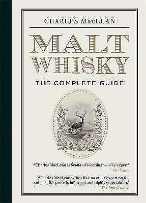 """AS NEW"" Maclean, Charles, Malt Whisky, Book"