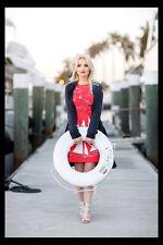 NWT Anthropologie Maeve Berru Poplin Dress Sailboats 8 $158 SOLD OUT RARE