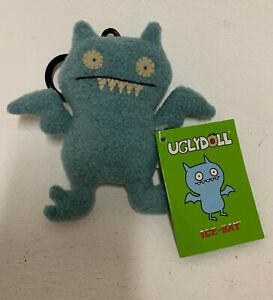 Ice-Bat-UglyDoll-Original-Backback-Clip-plush-toy-BNWT-UglyDolls