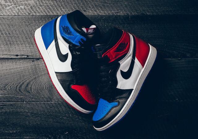 online retailer a1a65 a4a49 Nike Air Jordan I 1 Retro High OG Top 3 Three 14