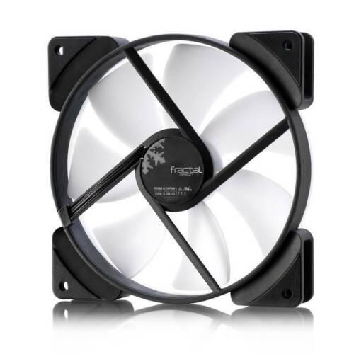 3 Fractal Design Prisma AL-14 PWM 3P FD-FAN-PRI-AL14-PWM-3P 140mm Case Fan