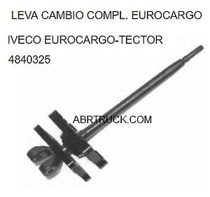 LEVA CAMBIO MARCE A MANO GAMMA EUROCARGO TECTOR  60E10 170E23 IVECO 99465843