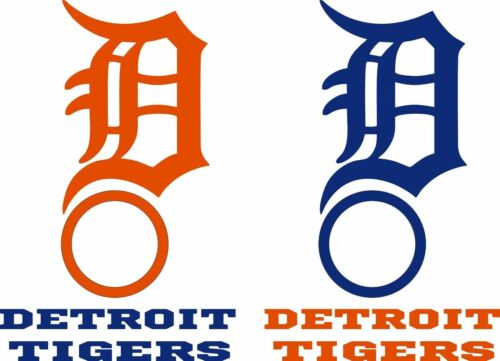 6 Cornhole Decals Free Circles Detroit Tigers Cornhole Decal Set
