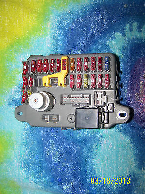 LAND ROVER FUSE BOX UNDER DASH  DISCOVERY 1 I OEM