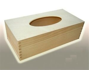 LARGE-PLAIN-WOOD-WOODEN-TISSUE-BOX-FOR-CRAFT-DECOUPAGE