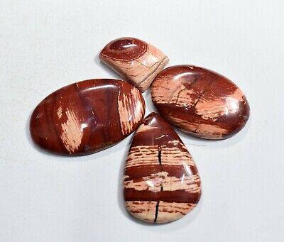 Very Rare Snakeskin Agate Designer Cabochon.