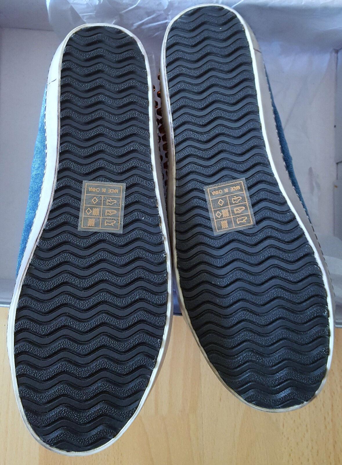 Sneakers Kupfer 38 Samt Petrol Nieten Kupfer Sneakers ungetragen Farbes of California high top e8f5d7