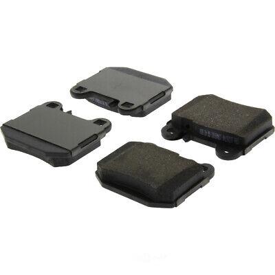 FRONT + REAR SET Centric Parts Ceramic Disc Brake Pads CT98706