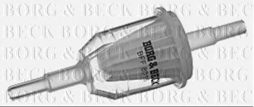 BORG /& BECK FUEL FILTER FOR FORD ESCORT PETROL ENGINE 1.3 44KW