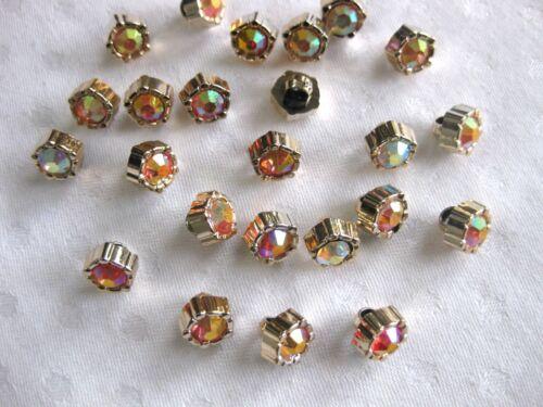 différentes couleurs 15 jolies boutons couleur au choix k119 environ 10 mm