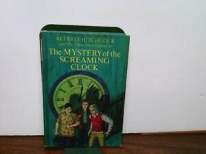 The-Mystery-of-the-Screaming-Clock-Three-Investigators-Alfred-Hitchcock-1st-1968