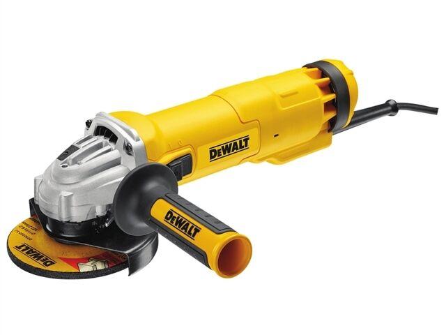 Dewalt 115mm Mini Angle Grinder 1010 Watt 240 Volt DWE4206