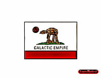 Galactic Empire Enamel Pin - Official Merch By Sket One - Star Wars Kidrobot