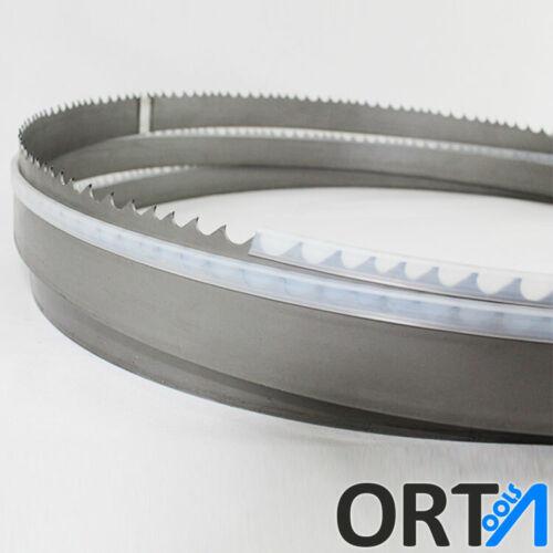 3 Stück 1140x 13 x 0,65 mm 10//14 Metall Bandsägeblatt Sägeband Bi Metall M42