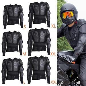 Motorrad-Schutz-Protektoren-Motorradjacke-Brustschutz-Spine-Chest-Schutzjacke