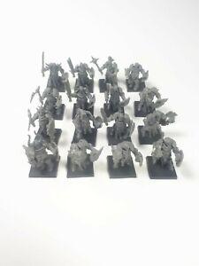 ⭐ maggotkin de Nurgle Pack x27 Caos Guerreros aos edad de Sigmar caos ejército