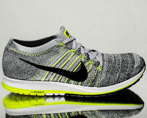 eeaf5bfb20b52 Nike Flyknit Streak Men s Running Shoes NEW Wolf Grey 835994 007 ...