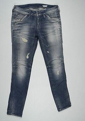 Jeans TOP! G STAR RAW Damen JEANS Corwet Sraight WMN W26L32