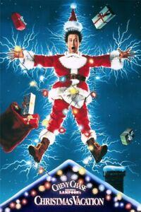 Christmas Vacation Movie Poster Art Photo 8x10 11x17 16x20 22x28 24x36 27x40